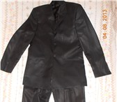 Изображение в Одежда и обувь Мужская одежда Продаю черный мужской костюм.Размер 48-50.Одевался в Воронеже 2000
