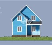 Foto в Строительство и ремонт Строительство домов Дом из бруса 7х7. Усиленная двойная обвязка в Набережных Челнах 695000