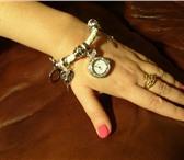 Фотография в Одежда и обувь Часы Оригинальные стильные модные часы на плетёном в Тольятти 890