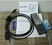 Изображение в Электроника и техника Аудиотехника Продам диктофон цифровой Sony ICD P520  Ёмкость в Мичуринск 1600