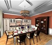 Фотография в Строительство и ремонт Дизайн интерьера Предлагаю разработку  дизайн интерьера жилых в Краснодаре 0