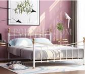 Изображение в Мебель и интерьер Мебель для спальни Большой выбор двухъярусных, двуспальных металлических в Москве 10000
