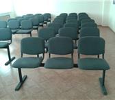 Изображение в Мебель и интерьер Офисная мебель Срочно, продаются стулья трехсекционные. в Тюмени 1500