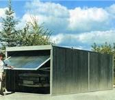 Фотография в Недвижимость Гаражи, стоянки Продам Металлические гаражи пеналы б\у.Проведена в Рязани 26000