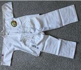 Фотография в Спорт Спортивная одежда Новое кимоно. рост 130 см. в Хабаровске 2000