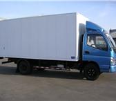 Фотография в Авторынок Фургон Foton BJ 1069, 5 т, 0 км, новый, 26 м3, промтоварный в Москве 987000