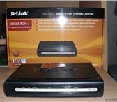 Изображение в Компьютеры Комплектующие Продаю 4-х портовый модем D-Link DSL-2540U, в Екатеринбурге 700