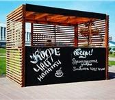 Фото в Развлечения и досуг Организация праздников Выставочные деревянные киоски в аренду:Идеально в Москве 3900