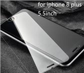 Фото в Телефония и связь Аксессуары для телефонов Новое закаленное 2.5D стекло для iPhone 8 в Москве 400