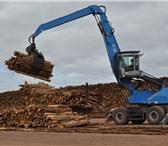 Фото в Авторынок Перегружатель Лесной перегружатель Fuchs MHL 350E HD, год в Кириши 13500000