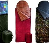 Foto в Отдых и путешествия Товары для туризма и отдыха Нужен спальный мешок? Купите прямо с фабрики в Москве 2340