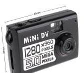 Фотография в Электроника и техника Видеокамеры Миниатюрная цифровая видеокамера обладает в Химки 3300