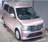 Изображение в Авторынок Авто на заказ Хэтчбек кей-кар гибрид Suzuki Wagon R кузов в Екатеринбурге 606000