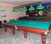 Фотография в Развлечения и досуг Бильярд клубы Продаю: комплект из 2 бильярдных столов( в Краснодаре 0