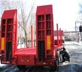 Foto в Авторынок Тяжеловоз (трал) — Масса перевозимого груза 37,3 тонн — Нагрузка в Миассе 1650000