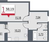Изображение в Недвижимость Новостройки Очень удобная квартира в строящемся доме в Екатеринбурге 2290000
