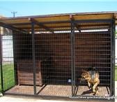 Изображение в Домашние животные Товары для животных Каркас вольера изготовлен из металлического в Краснодаре 16100