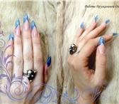 Фото в Красота и здоровье Салоны красоты Наращивание ногтей на профессиональных материалах в Чите 0