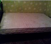 Фото в Мебель и интерьер Мебель для спальни Продам кровать с матрасом Аскона, размер в Архангельске 11000