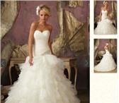 Фото в Одежда и обувь Свадебные платья Платье американской фирмы Mori Lee.Размер: в Москве 30000