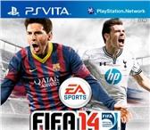 Фотография в Компьютеры Игры Fifa 2014 - для PS Vita , лицензионный игра в Ростове-на-Дону 950