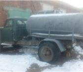 Фотография в Авторынок Грузовые автомобили Ассенизаторская машина ГАЗ-53, 1992 г.в. в Омске 160000