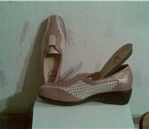 Foto в Одежда и обувь Женская обувь Мягкие кожанные туфли 40 размера для проблемной в Владикавказе 5000
