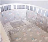 Фото в Для детей Товары для новорожденных В комплект входит:🌸 Плоские бортики на весь в Челябинске 3600