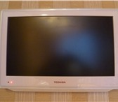 Изображение в Электроника и техника Телевизоры Телевизор Toshiba со встроенным dvd плеером. в Орске 5000