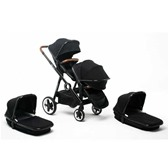 Foto в Для детей Детские коляски Детская коляска для двойни Dynasty 2 в 1 в Москве 40850