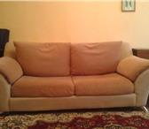 Фотография в Мебель и интерьер Мебель для гостиной срочно продам холл б/у недорого светлый диван в Махачкале 6000