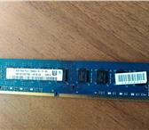 Фотография в Компьютеры Комплектующие Оперативная память DIMM DDR3 Hynix 4Gb(pc-10600) в Сочи 1000
