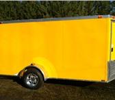 Фото в Авторынок Изотермический фургон В наличии одноосный прицеп.Прицеп легко утепляетсяИмеет в Москве 0