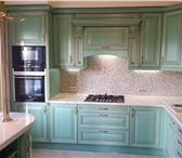 Фото в Мебель и интерьер Кухонная мебель Кухни из натурального дерева на заказ в Калининграде в Калининграде 1