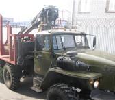 Фото в Авторынок Лесовоз (сортиментовоз) Продам а/м Урал Лесовозный тягач, техника в Стерлитамаке 1250000