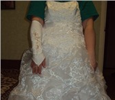 Foto в Одежда и обувь Разное Продам красивое свадебное платье белого цвета, в Рязани 6000