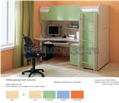 Изображение в Мебель и интерьер Мебель для детей по кровати: 2040*940, по столу: 1330*1790.Кровать в Вологде 17300