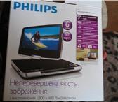Фотография в Электроника и техника DVD плееры Продаю ДВД плеер «Philips PD-9060/51» в Челябинске 5000