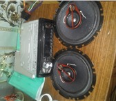 Foto в Авторынок Автоакустика (колонки) активный саб 5к магнитола pioneer 2500 колонки в Туле 9500