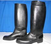 Фото в Одежда и обувь Мужская обувь Продаю сапоги хромовые офицерские чёрные. в Москве 2500