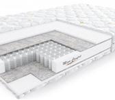 Фото в Мебель и интерьер Мебель для спальни Матрас Spring Foam Econom относится к изделиям в Нижнем Тагиле 5805