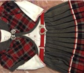 Фотография в Для детей Детская одежда Продам новое платье-двойку для девочки, рост в Старом Осколе 650