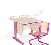 Foto в Мебель и интерьер Мебель для детей Комплект растущей мебели Дэми, парта + задняя в Калининграде 7500