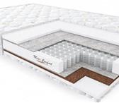 Foto в Мебель и интерьер Мебель для спальни Матрас Spring Foam Mix с кантом – пружинный в Нижнем Тагиле 7450