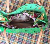 Foto в Одежда и обувь Аксессуары Элегантная, зелёного цвета, новая, искусственная в Краснодаре 1500