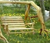 Изображение в Мебель и интерьер Мебель для дачи и сада Изготавливаем из дерева садовую мебель   в Москве 0