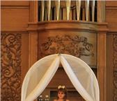 Foto в Одежда и обувь Свадебные платья продам свадебное платье очень пышное с красивой в Пензе 25000