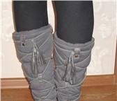 Foto в Одежда и обувь Женская обувь продам женские сапоги (зимние) б/у,38р-р в Набережных Челнах 500