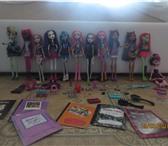 Фото в Для детей Детские игрушки Продаю куклы Монстер Хай, оригинальные, в в Рязани 1000