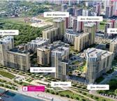Фото в Недвижимость Квартиры Продается 1+ в жилом комплексе комфорт класса в Тюмени 3850000